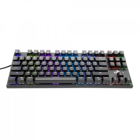 Yeyian Gaming Keyboard Spark, Series 2000,  Red Switch - SKU: YAT1806