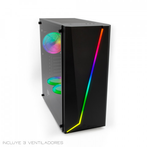 Yeyian Gaming PC Case Armageddon Series 2200 - SKU: YGA-68809
