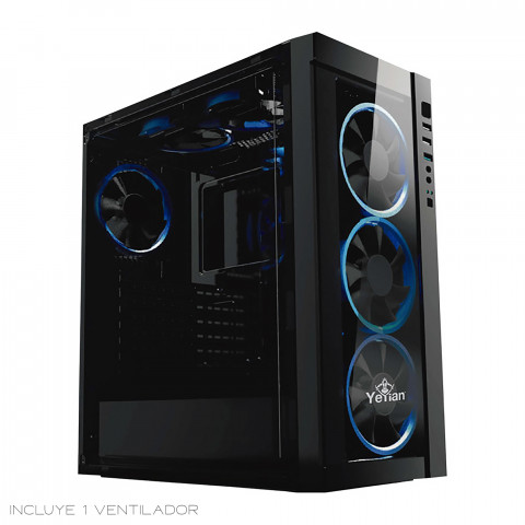 Yeyian Gaming PC Case Blade Series 2100 - SKU: YNH-B2100